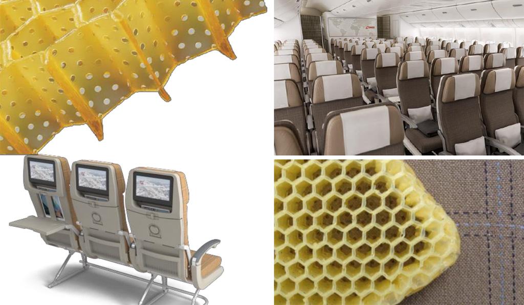 SWISS Technology seat-cushion : Supracore