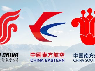 Airlines in China Big Three