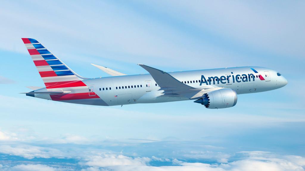 ภาพจาก American Airlines