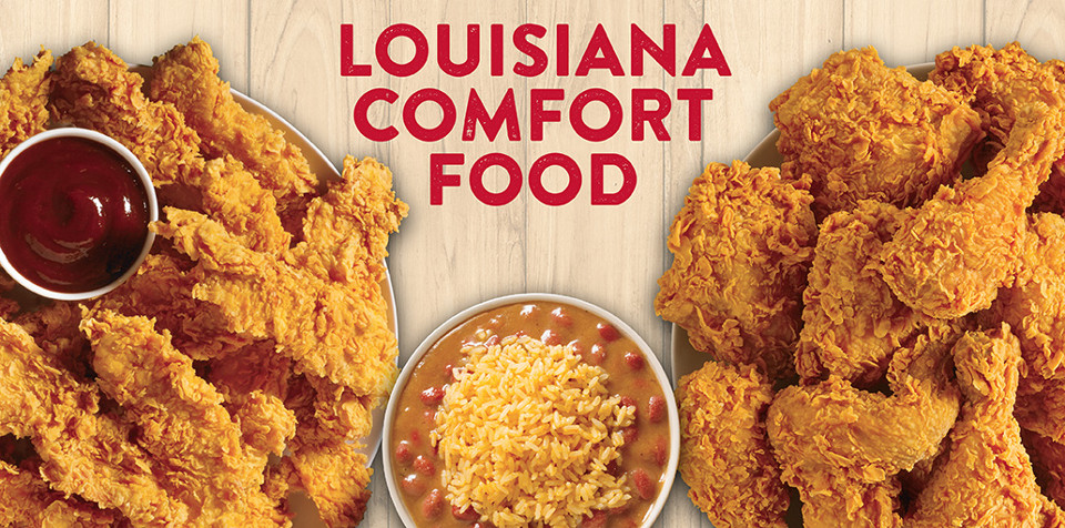 Popeyes Louisiana