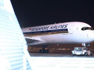 ภาพจาก Singapore Airlines