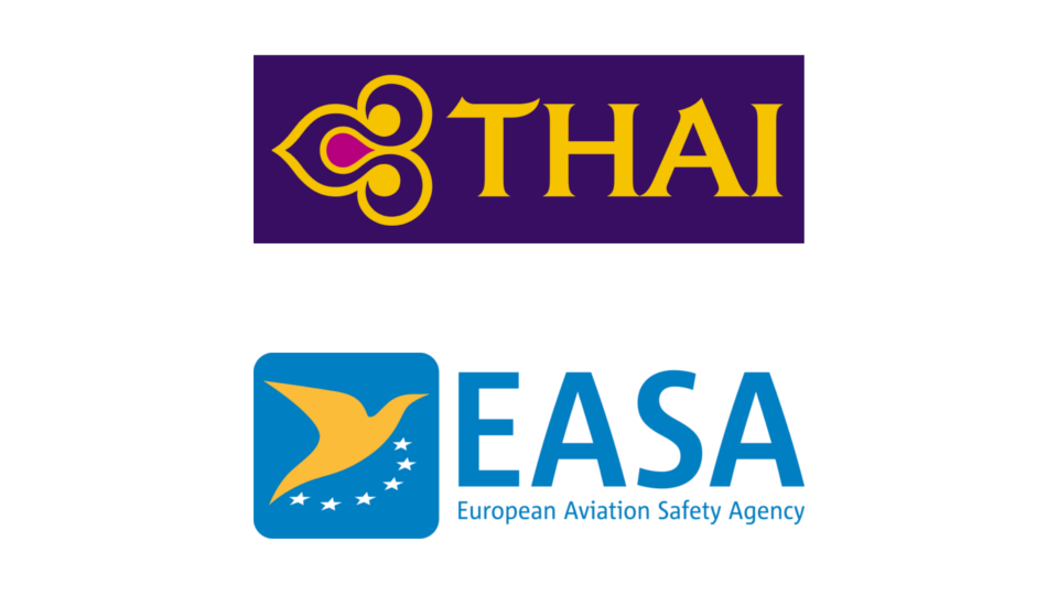 thai airways easa
