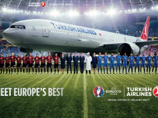 Turkish Airlines กับการเป็นสปอนเซอร์ Euro 2016