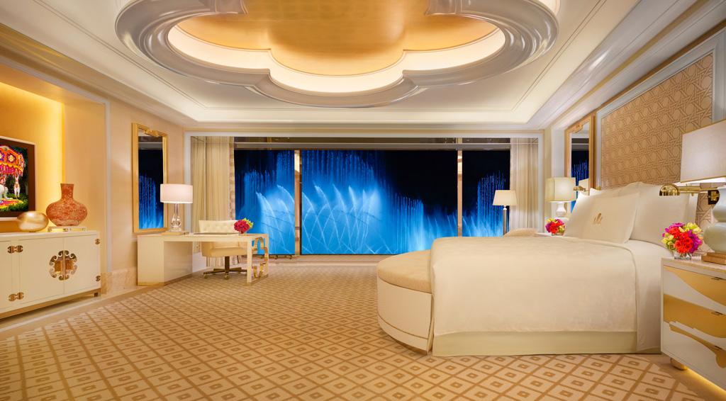 ห้อง Fountain Salon Suite วิวทะเลสาบ