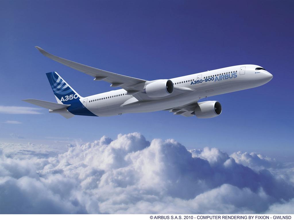 เครื่องบิน แอร์บัส A350-900XWB