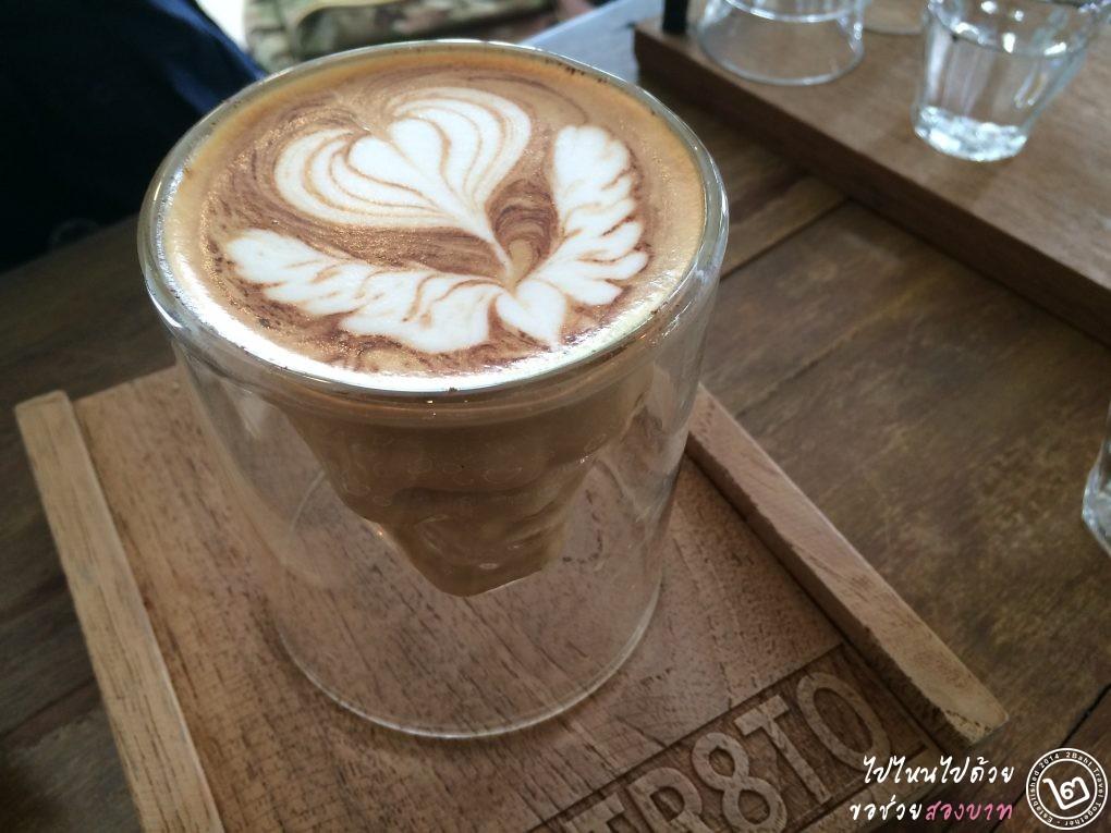 Ristr8to เชียงใหม่ กาแฟ cocktail