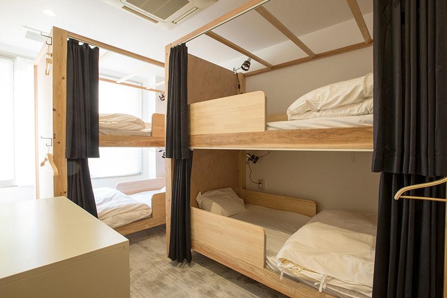 IoT Female Dormitory, & And Hostel, IoT Hostel in Fukuoka, Japan