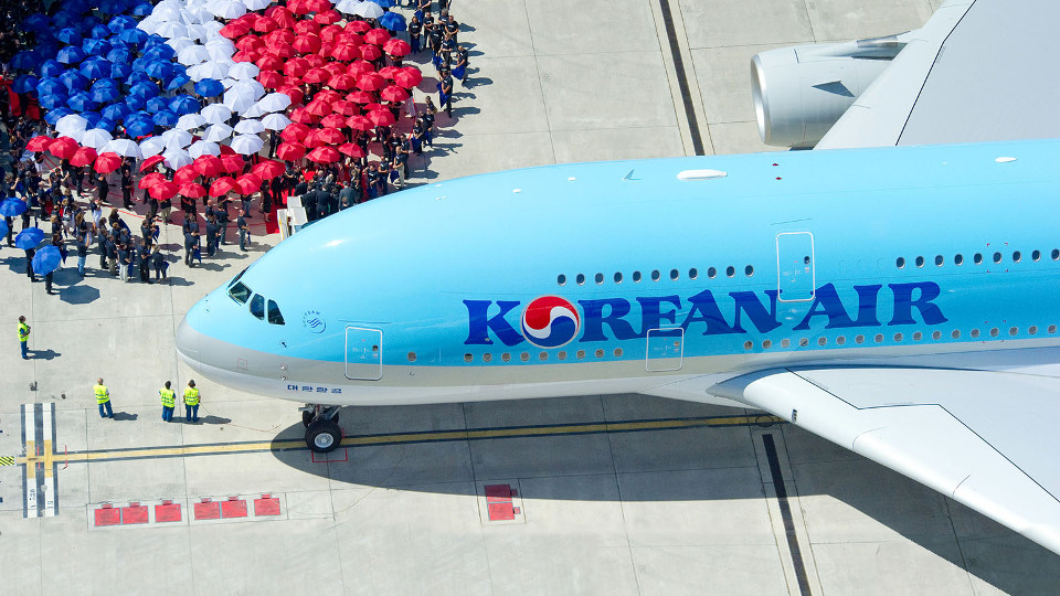 Korean Air - Airbus A380