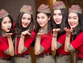 ภาพจากเพจ Thai Vietjet Air Career