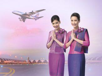 ผลประกอบการการบินไทย Q3/2559 ขาดทุน 1.6 พันล้านบาท ลดลงจากเดิม 84%