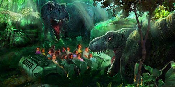 IMG Worlds Adventure Dinosaur