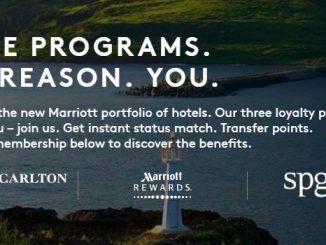 marriott rewards spg