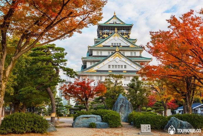 ทัวร์ใบไม้เปลี่ยนสีในช่วงฤดูใบไม้ร่วงที่ญี่ปุ่น