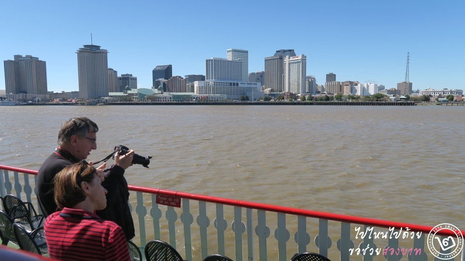 Steamboat Natchez New Orleans