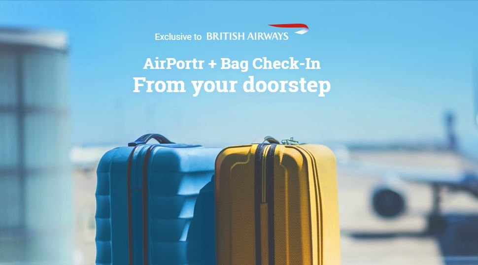 airportr - british airways