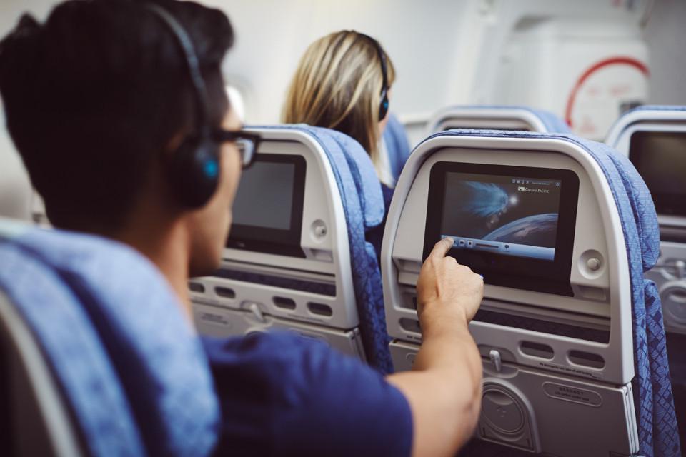 ภาพจาก Cathay Pacific