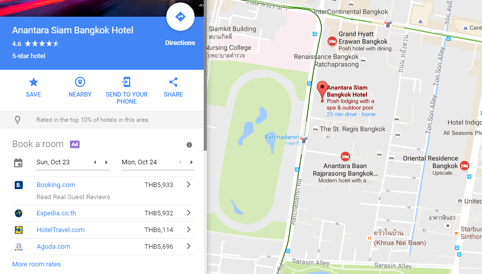 google-hotel-booking