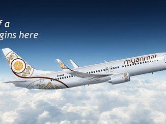 Myanmar National Airlines เปิดเส้นทางบินตรงกรุงเทพ-มัณฑะเลย์
