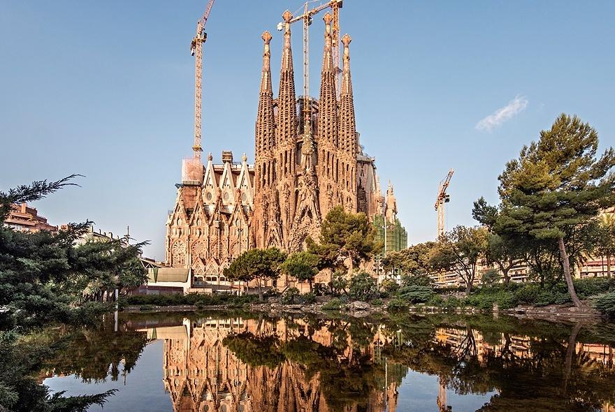 ภาพจาก Sagrada Familia