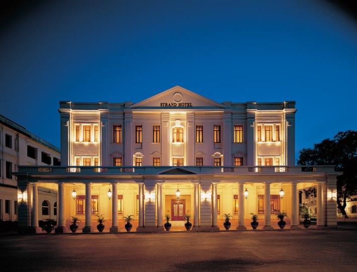 The Strand Yangon