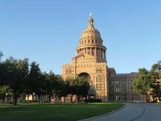 อาคาร Texas State Capital