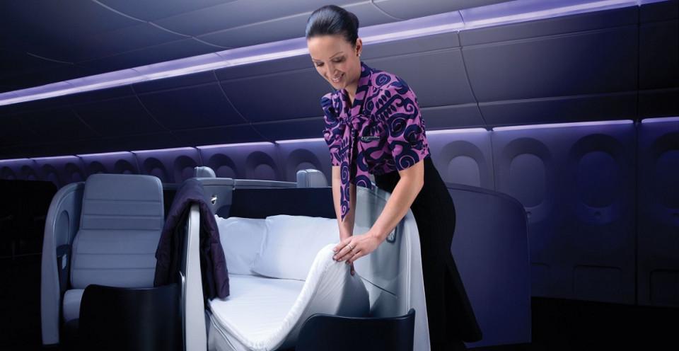 Air New Zealand ครองแชมป์เป็นปีที่ 4 ติดต่อกัน