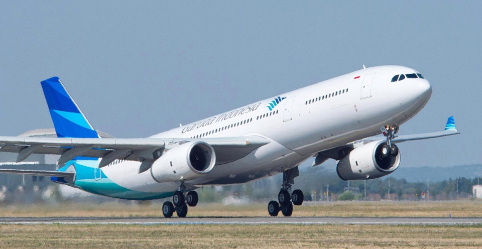 Garuda Indonesia ปรับตัวแล้วดีวันดีคืน