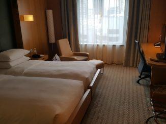 รีวิวโรงแรม Grand Hyatt Singapore ทำเลดีใจกลาง Orchard Road
