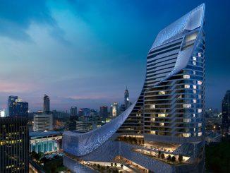 Park Hyatt Bangkok เปิดให้จองห้องพักแล้ว เริ่มเข้าพัก 30 มิ.ย. 17