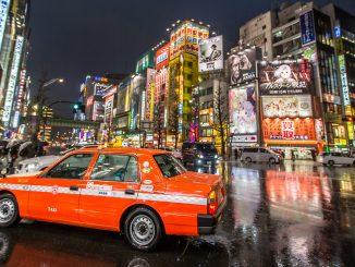 Taxi ในโตเกียว ปรับค่าโดยสารใหม่ ระยะสั้นจ่ายน้อยลง นั่งไกลจ่ายแพง