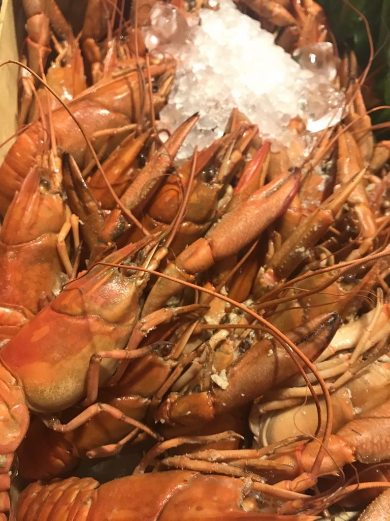 dinner buffet seafood bangkok