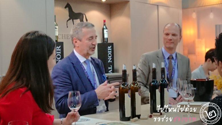 Eduardo Chadwick เจ้าของไร่ไวน์ Sena ชื่อดังจากชิลี