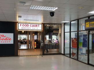 Chiang Rai Airport Food Center