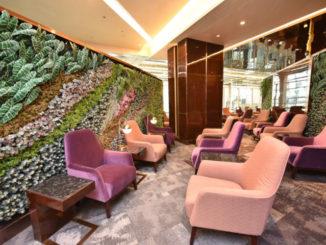 Royal Orchid Prestige Lounge - Suvarnabhumi Airport